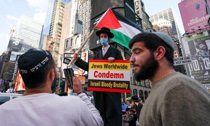 """""""الصهيونية الأمريكية"""" تكاد تختفي وإسرائيل باتت أكثر المصطلحات إثارة للانقسام في المجتمع اليهودي"""