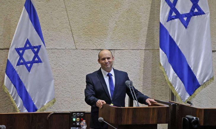 نفتالي بينيت اليميني المتطرف الداعم للاستيطان رئيس وزراء إسرائيل الجديد  منذ 5 ساعات نفتالي بينيت اليميني المتطرف الداعم للا 20210613155335afpp-afp_9c286e.h-730x438