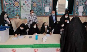 انطلاق عملية التصويت في الانتخابات الرئاسية الإيرانية- (صور)