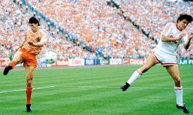 لحظات تاريخية في تاريخ «اليورو» من قرعة 1968 وهدف فان باستن 1988 الى لقبي 1992 و2004