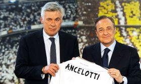 لماذا فضل ريال مدريد تعيين أنشيلوتي مدرباً على الجميع؟
