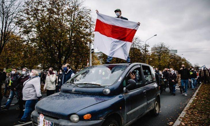 مسؤول: أمريكا ستحاسب روسيا البيضاء بعد أنباء عن إغلاق حدودها مع أوكرانيا