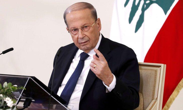 عون: سنتجاوز الظروف الصعبة ولا شيء يحبط اللبنانيين- (تغريدة)