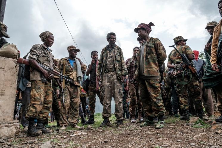 قوات تيغراي الإثيوبية تقول إنها أطلقت سراح ألف جندي أسير