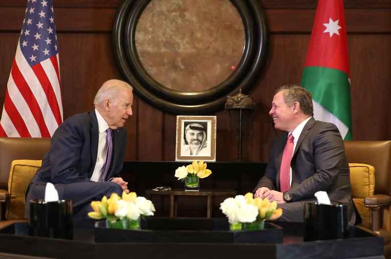 الملك عبد الله وبايدن.. لقاء مرتقب يعيد تشكيل الأدوار في المنطقة