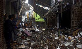 انزلاقات التربة تقتل 36 في الهند وتترك عشرات في عداد المفقودين