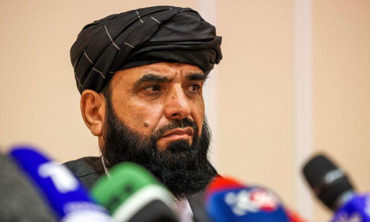"""""""طالبان"""": على الرئيس الأفغاني """"الرحيل"""" للتوصل إلى اتفاق سلام"""