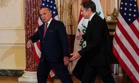 «العصائب» تهاجم وزير الخارجية العراقي وتتوعد أمريكا بـ«عمليات نوعية»