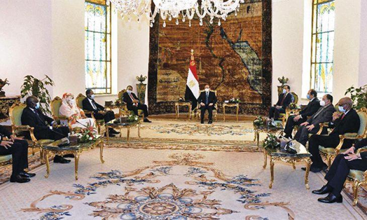 سد النهضة: السيسي في مواجهة أكبر أزمة في تاريخ مصر الحديث