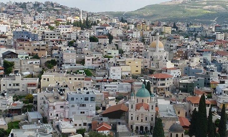 موطن العجيبة الأولى قانا الجليل الفلسطينية كنائس تاريخية وتقاليد مسيحية عريقة