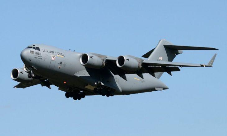 """فنزويلا تندد بـ""""انتهاك"""" طائرة عسكرية أمريكية مجالها الجوي"""