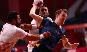فوز مصر وخسارة البحرين في منافسات كرة اليد الأولمبية