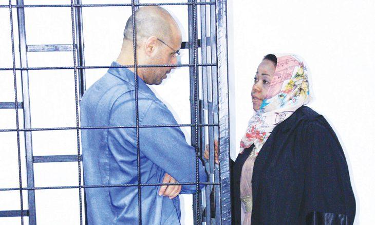 أسرة القذافي لاجئة في عُمان وتنتظر فوز سيف الإسلام بالرئاسة