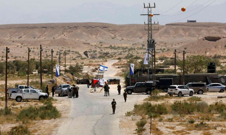 إعلام عبري: مقتل شخص حاول التسلل من الأردن إلى إسرائيل
