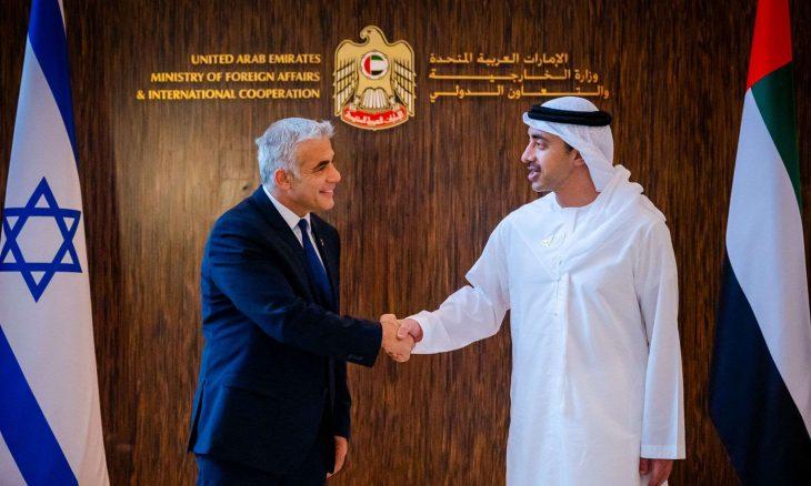 إسرائيل تعلن تعيين أمير حايك سفيرا لها لدى الإمارات