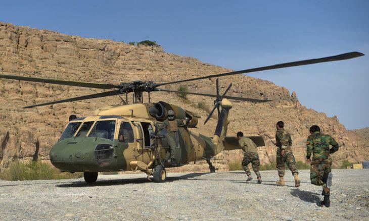 أمريكا تعرض دعما جويا إضافياً للقوات الأفغانية لمواجهة هجوم طالبان