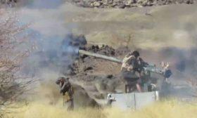 حشد عسكري من الحوثيين والقوات الحكومية في منطقة استراتيجية في محافظة شبوة