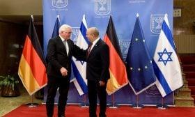 ألمانيا تسلم طرادتين إضافيتين إلى إسرائيل
