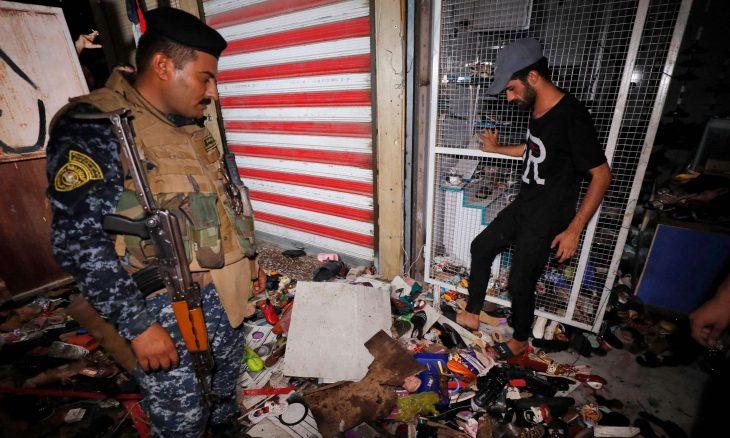 ارتفاع حصيلة قتلى الهجوم على مجلس عزاء في العراق إلى 14