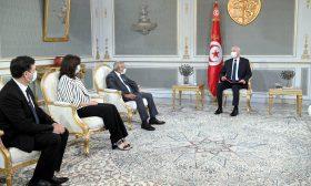 الرئيس التونسي: لا مجال للظلم ومصادرة الأموال- (فيديو)