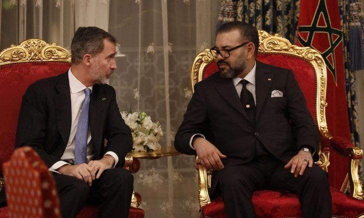 """ملك إسبانيا يؤكد """"الصداقة العميقة"""" مع المغرب"""