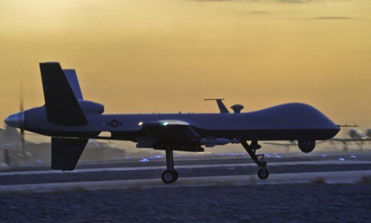 ضربة أمريكية تستهدف عضواً يتولى التخطيط بتنظيم الدولة الإسلامية في أفغانستان  منذ ساعة واحدة ضربة أمريكية تستهدف عضواً يتولى التخطيط بتنظيم الدولة الإسلامية في أفغانستان 0 حجم الخط  واشنطن:  ذكر الجيش الأمريكي في بيان أنه وج 1-545-730x438-1-730x438