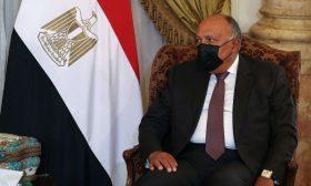 سامح شكري: دعم مصري مطلق للإجراءات المعلنة من قبل الرئيس التونسي- (فيديو)
