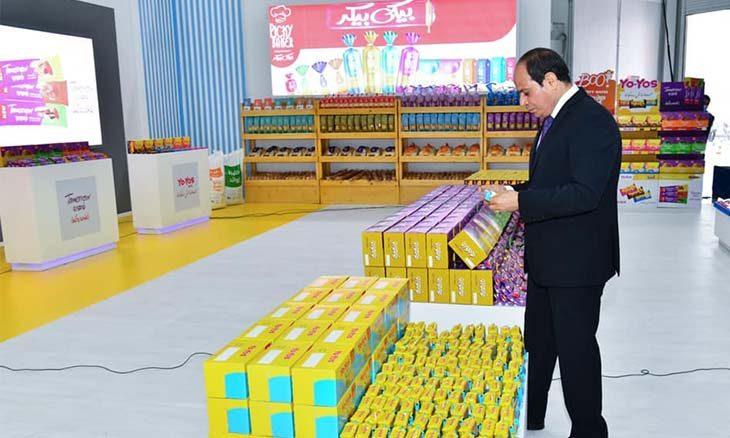 السيسي يعلن رفع أسعار الخبز لأول مرة في مصر منذ 33 عاما