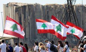 تظاهرات غاضبة في بيروت بعد عام على كارثة انفجار المرفأ