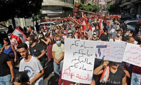 بيروت تنتفض في ذكرى 4 آب: مهاجمة البرلمان ومضبطة اتهام من الراعي وماكرون بحق المسؤولين- (فيديو)