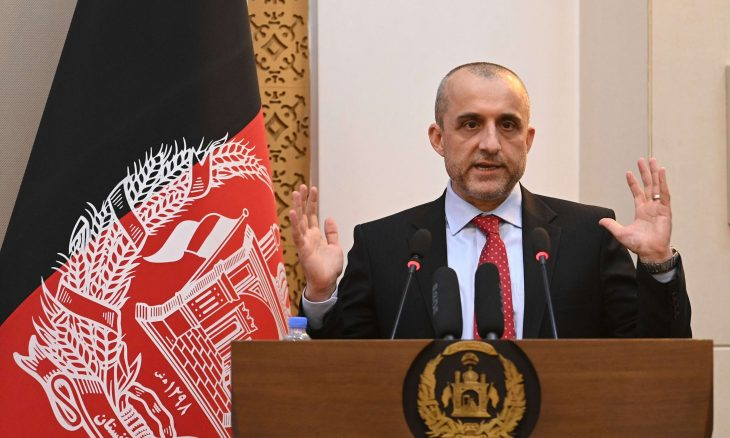 نائب الرئيس الأفغاني يقول على تويتر إنه الرئيس الشرعي المؤقت للبلاد- (تغريدة)  منذ 5 ساعات نائب الرئيس الأفغاني يقول على توي 20210804160359afpp-afp_9k23hm-730x438