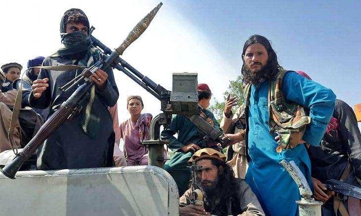 قادة من طالبان يعقدون مؤتمرا صحافيا بقصر الرئاسة في كابول- (فيديو)  منذ ساعتين قادة من طالبان يعقدون مؤتمرا صحافيا بقصر الرئ 20210815093438afpp-afp_9l67wr-730x438