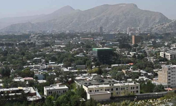 وزارة الداخلية الأفغانية: طالبان بدأت دخول العاصمة كابول من جميع الجهات Kabul-1-730x438