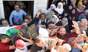 استشهاد خمسة فلسطينيين في جريمة إسرائيلية جديدة… والمقاومة تتوعد بالرّد
