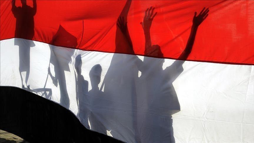 """اليمن.. المئات يتظاهرون ضد """"الانتقالي الجنوبي"""" في سقطرى"""