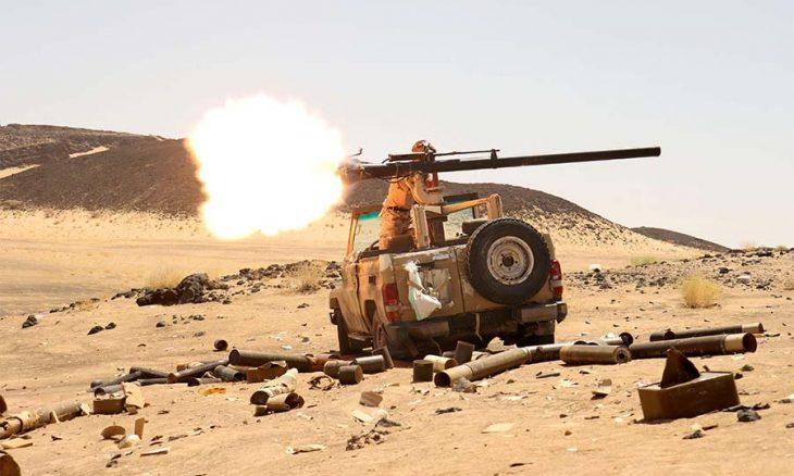 اليمن: الحوثيون يتقدمون في مأرب والجيش يستعيد مواقع في شبوة