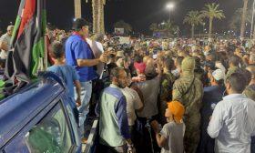تظاهرات شعبية وتنديد محلي ودولي يتصاعد عقب قرار مجلس النواب الليبي سحب الثقة من الحكومة