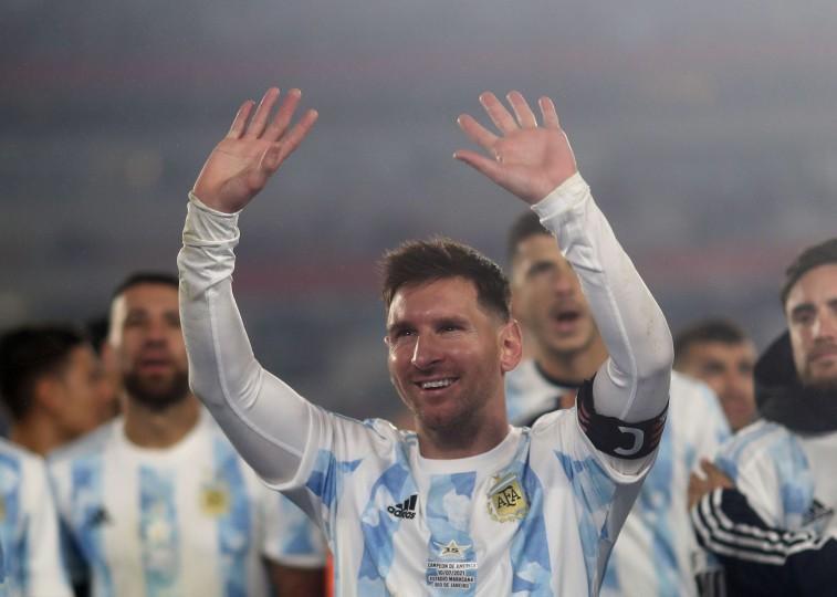 ثلاثية ميسي تقود الأرجنتين للانتصار 3-صفر على بوليفيا