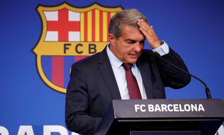 إهانة لرئيس برشلونة ومفاجأة صادمة عن ميسي!