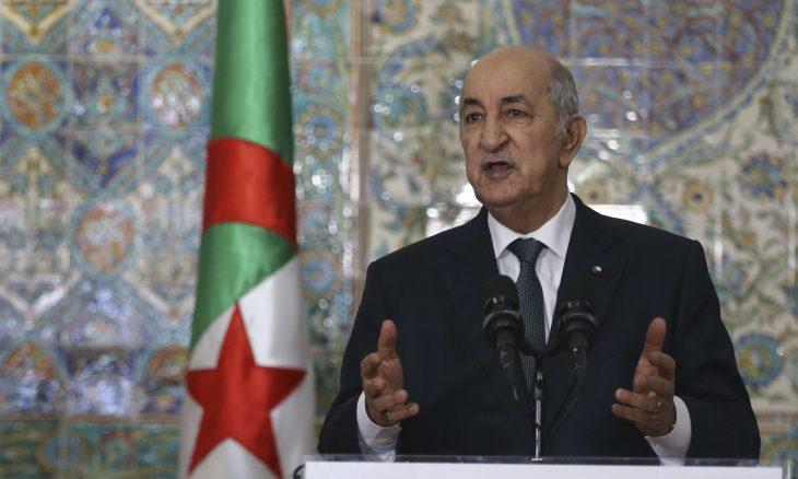 """بعد تصريحه أن """"الجزائر قوة ضاربة"""".. تبون يجري تغييراً في طاقمه الرئاسي- (فيديو)"""