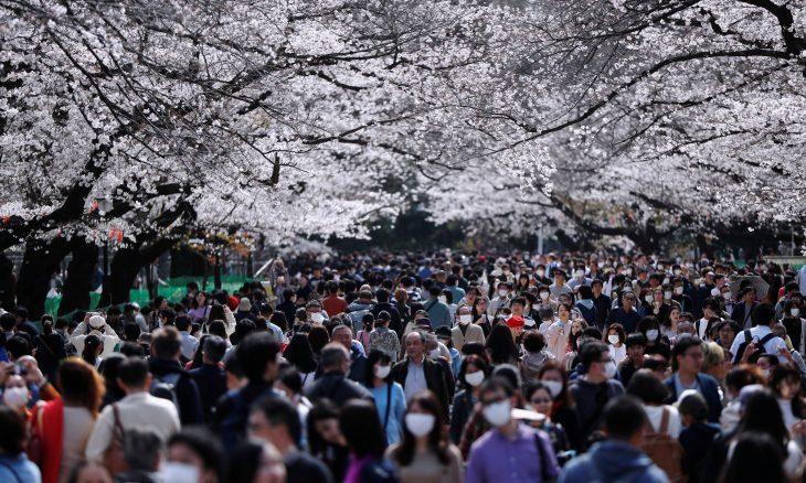 اليابان تسجل رقماً قياسياً جديداً بأكثر من 86 ألف مُعمر