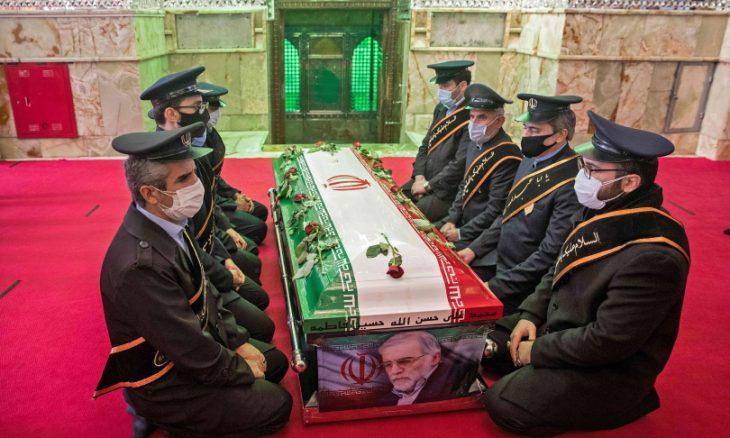 """""""روبوت قاتل"""".. أداة اغتيال إسرائيل للعالم النووي الإيراني فخري زادة"""