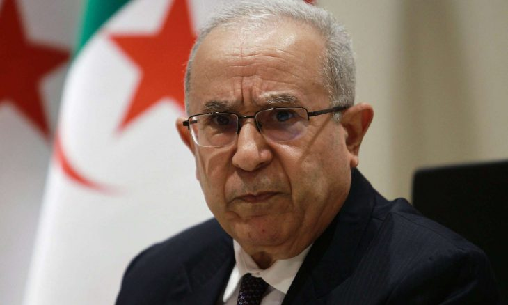 الجزائر تطالب بإطلاق مفاوضات مباشرة بين المغرب والبوليساريو