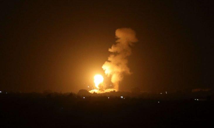 حماس: إسرائيل تصدر أزماتها الداخلية بالتصعيد على غزة