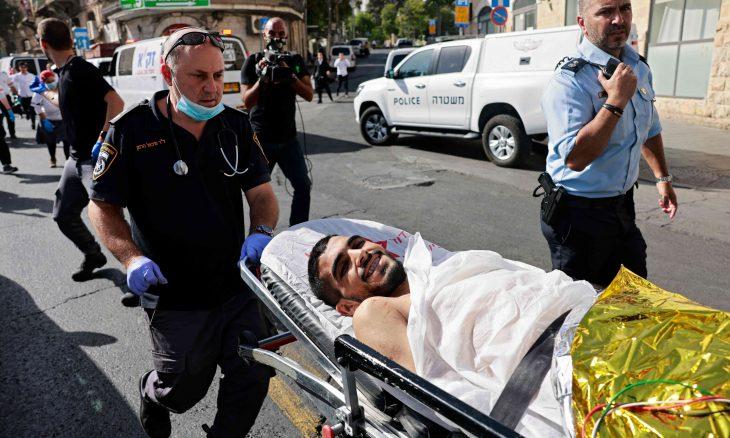 مسؤولة إسرائيلية تعبر عن امتعاضها من ابتسامة منفذ عملية الطعن في القدس- (صور وتغريدات)