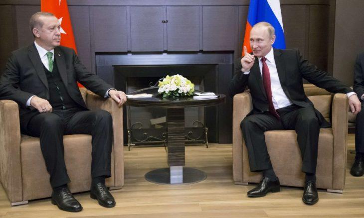 """هل يستطيع بوتين وأردوغان التوفيق بين مصالحهما """"المتعارضة تماما"""" في قمتهما المقبلة؟"""