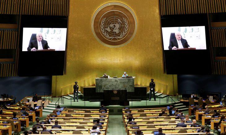 عباس يعطي مهلة لسنة واحدة قبل سحب الاعتراف بإسرائيل.. وسفير تل أبيب يرد- (فيديو)