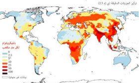 نوعية الهواء الرديئة حول العالم