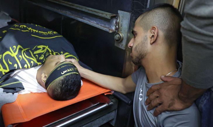 استشهاد 5 فلسطينيين برصاص جيش الاحتلال في الضفة الغربية- (فيديوهات وصور)