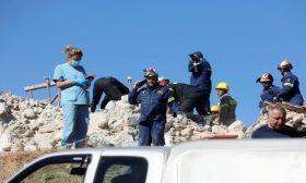 مقتل شخص واحد جراء زلزال في جزيرة كريت